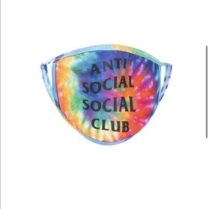 NEW ASSC 'Sugar Coat' Tie-Dye Mask 😷